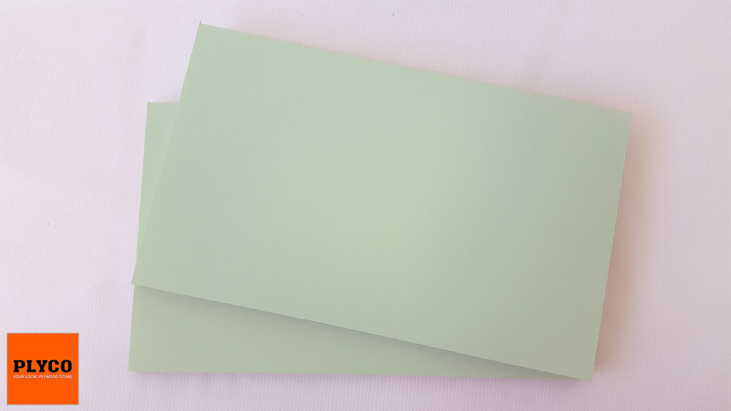An image of Plyco's Decor HPL Laminate Mint