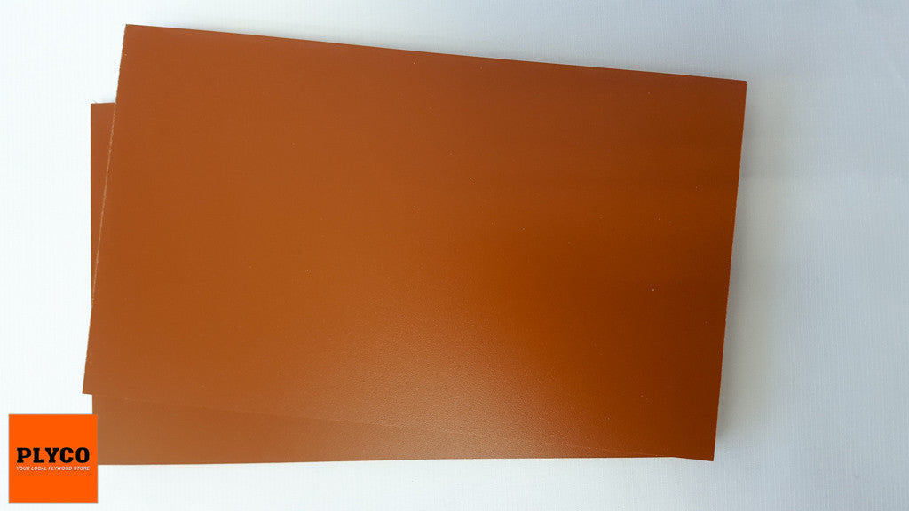 An image of Plyco's Decor HPL Laminate Rust