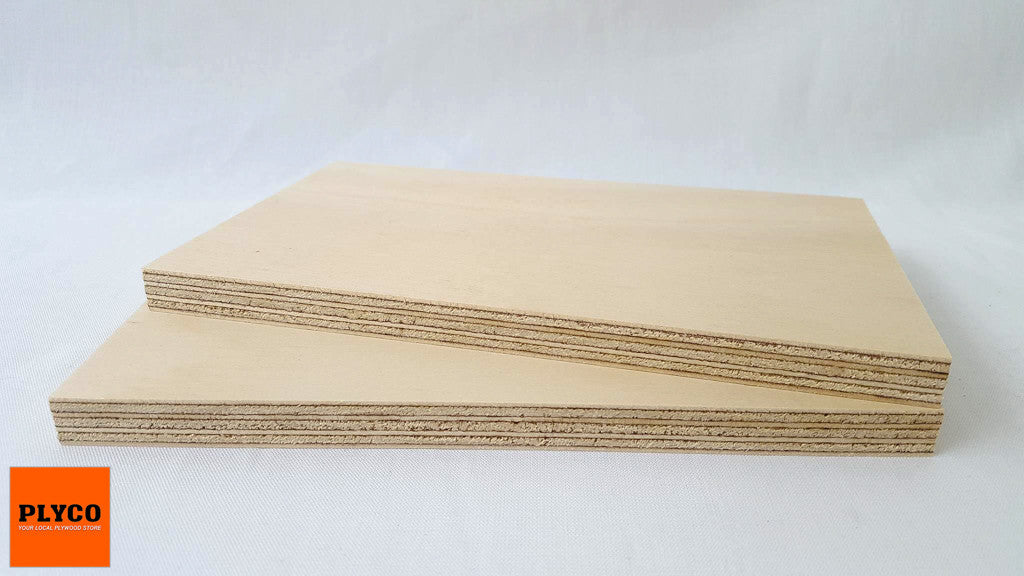 An image of Plyco's Hoop Pine AA Marine Exterior Plywood