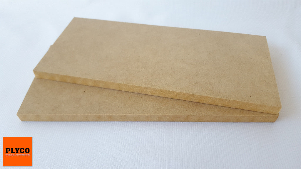 An Image of Plyco's MDF Medium Density Fireboard Standard