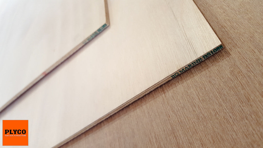 Pacific Maple Marine Plywood sheets from Plyco