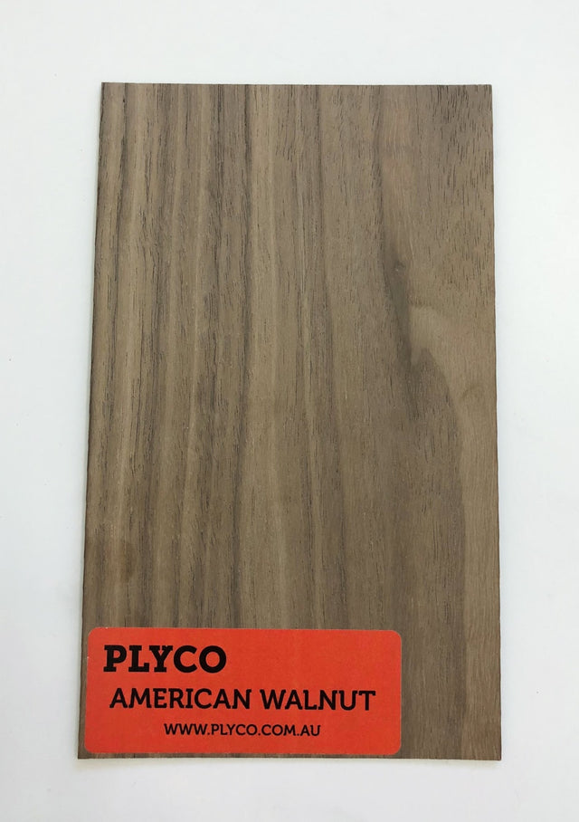 American Walnut Laminato Plywood Laminate available at Plyco