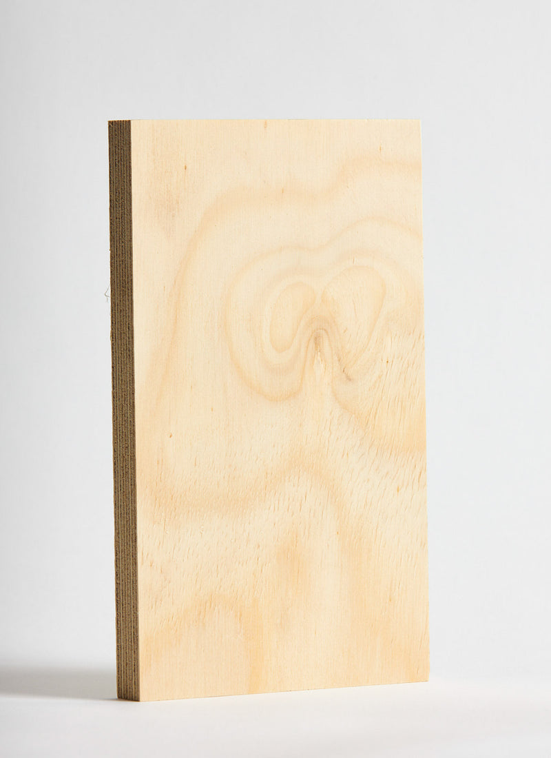 Plyco's 18mm Hoop Pine BB Plywood on a white background