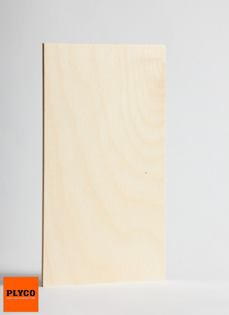 Plyco's 3mm Birch Laserply Craft Pack on a white background