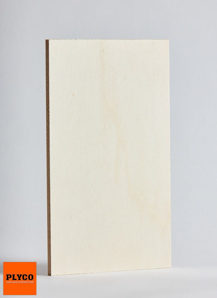 Plyco's 3mm Poplar Laserply Craft Pack on a white background