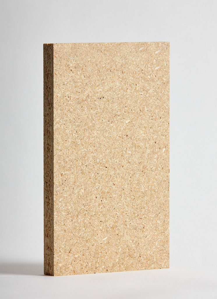 Plyco's 18mm Particleboard on a white background