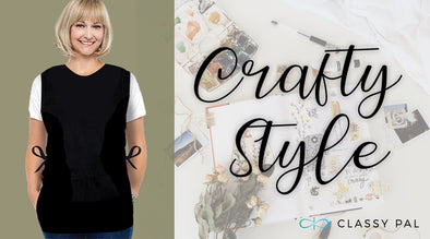 Crafty Style: Our 5 Best Tips for Arts & Crafts and DIY Lovers | Classy Pal