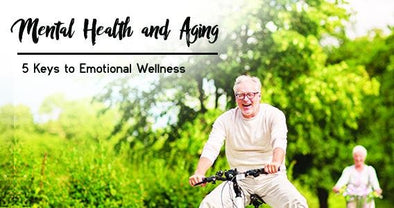 Mental Health and Aging: 5 Keys to Emotional Wellness | Classy Pal