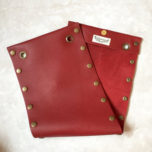 Additional leather bag base (Small)