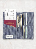 Functional fabric travel wallet - PP48