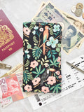 Functional fabric travel wallet - PP51