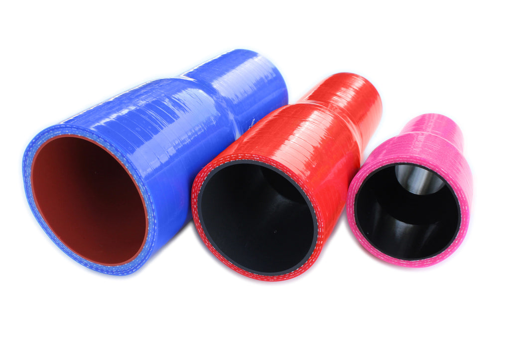 Silicone Hose Reducing Hose - Goodflex Rubber