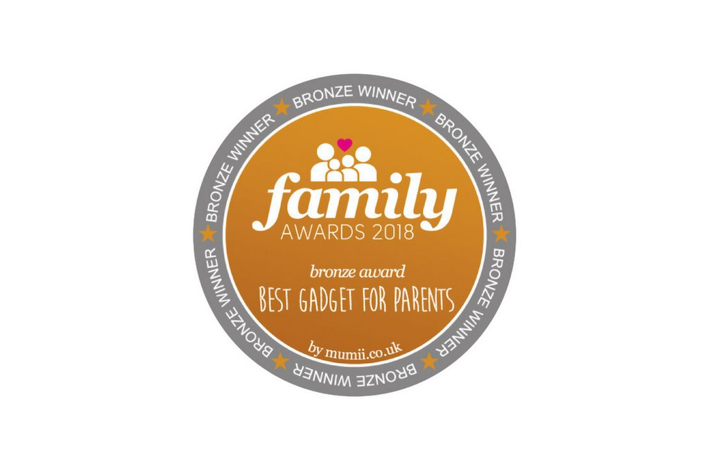 Family Awards 2018 - Bronze - Best Gadget For Parents