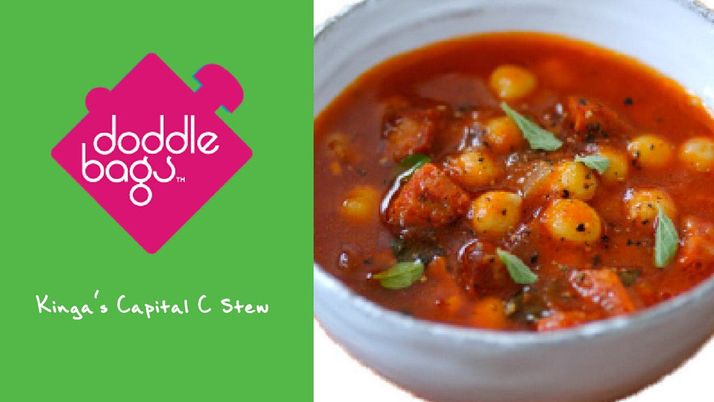 Kinga's Capital C Stew - The Perfect Winter Warmer!