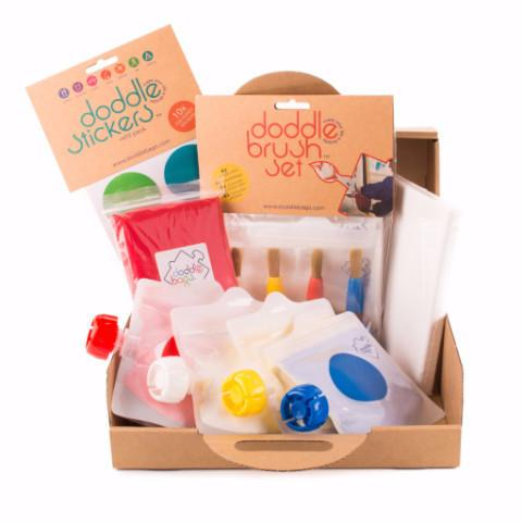 The DoddleArtBox - DoddleBags Food Pouches