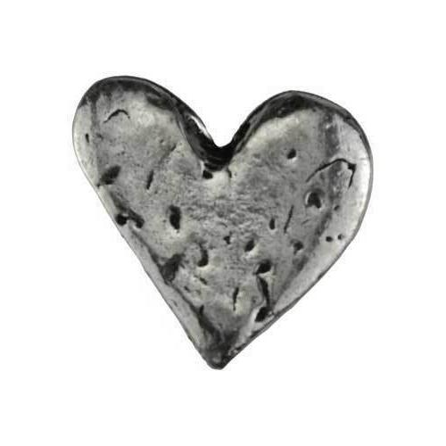 Heart pocket stone