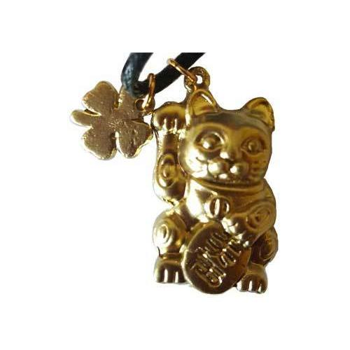 Chinese Money Cat amulet