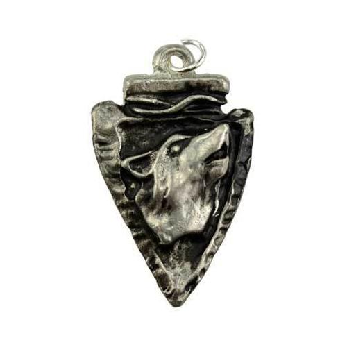 Guiding Wolf amulet