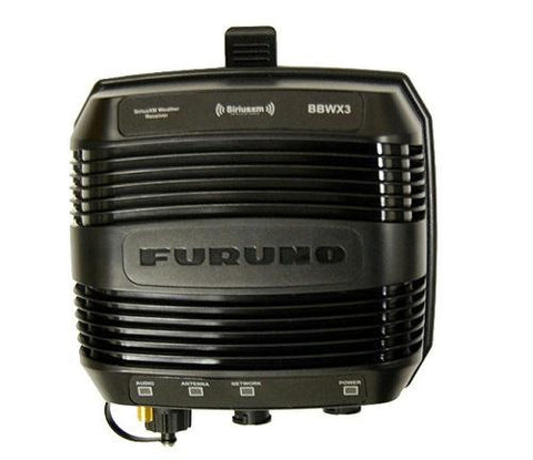 Furuno BBWX3 Siriusxm Weather Receiver Requires Antenna