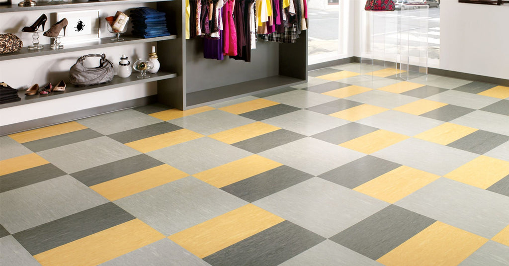 The Benefits Of Armstrong Vinyl Composition Tile For Retail Stores