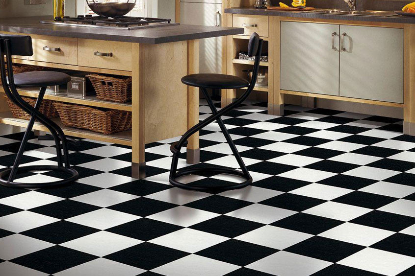 Armstrong Vinyl Tile Styles
