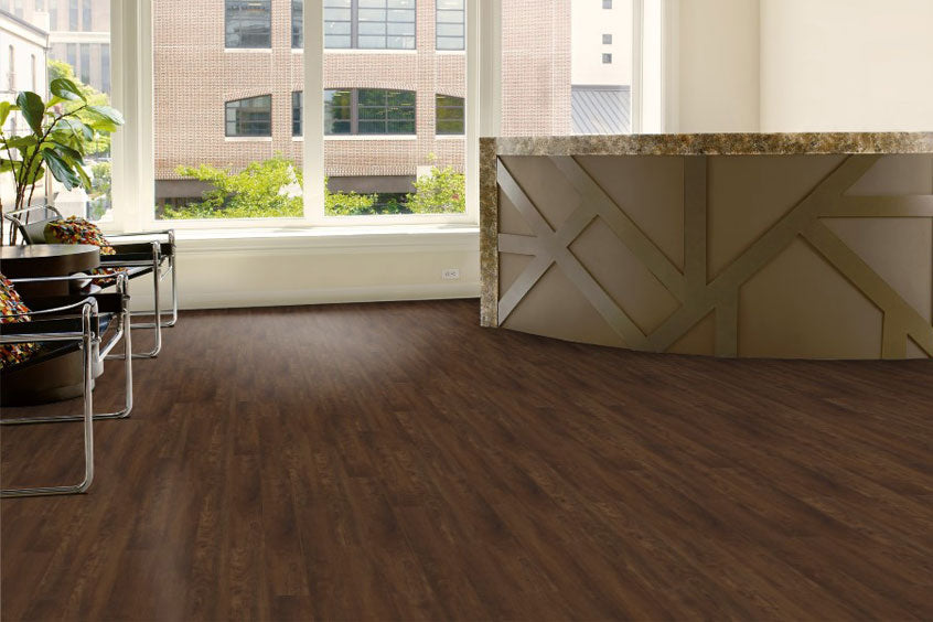 Dental Office Flooring | Luxury Vinyl Tile or Plank Flooring