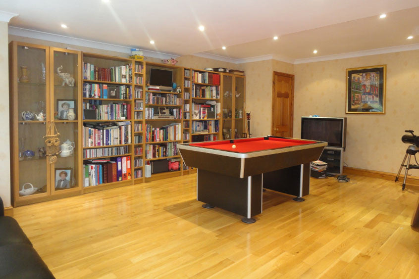 Game Room Flooring