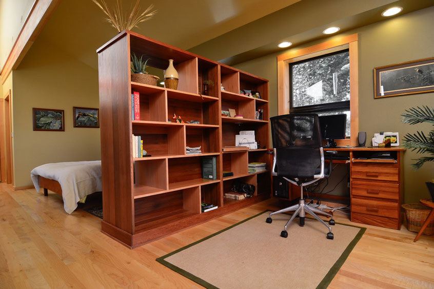 Attirant Home Office Flooring