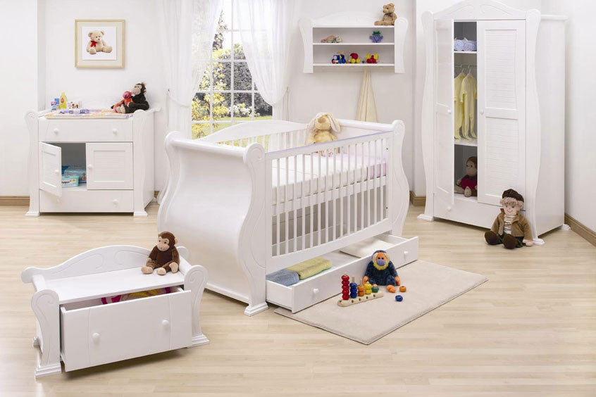 Nursery Room Flooring