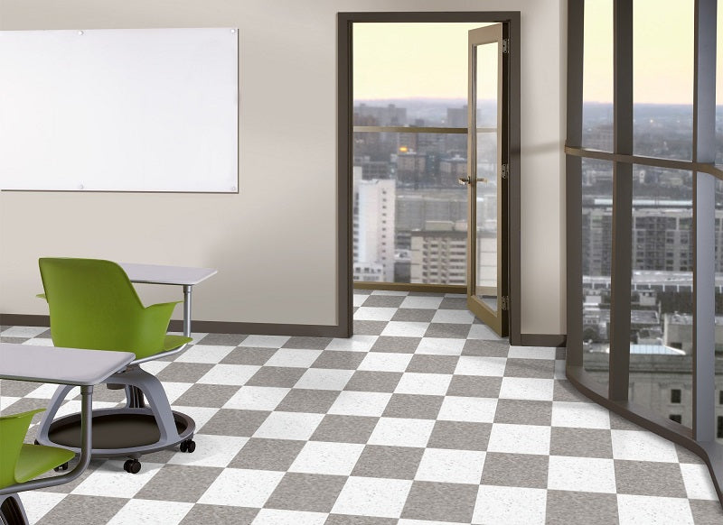 Buy VCT Tile Commercial Flooring Vinyl Composition Floor Tiles