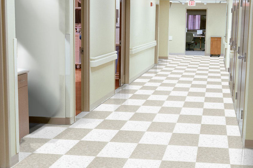 Vinyl Composition Tile Vct Flooring Composite