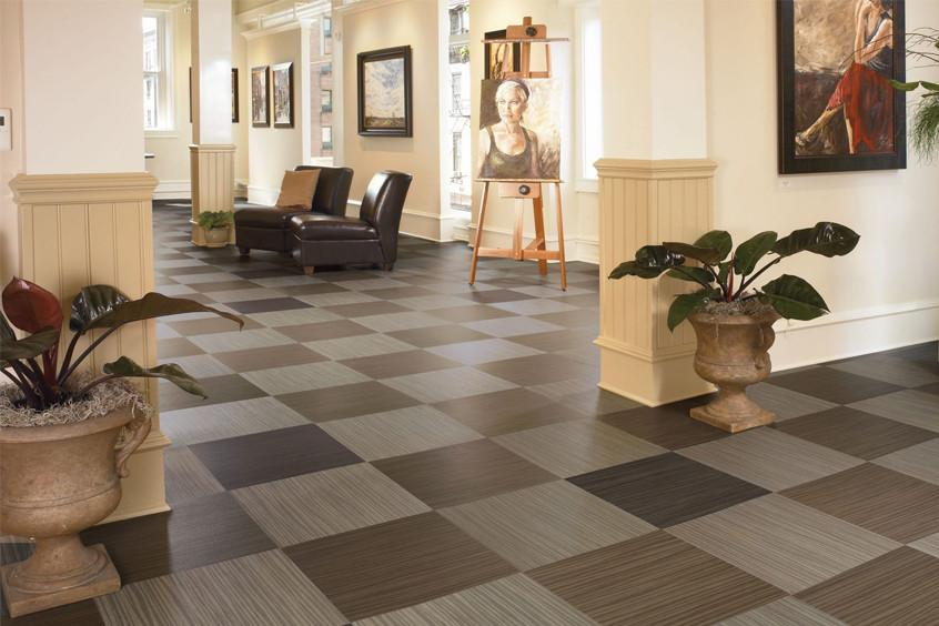 Resilient Vinyl Flooring VCT Tile Sheet Vinyl Luxury Wood Plank - Who carries armstrong flooring