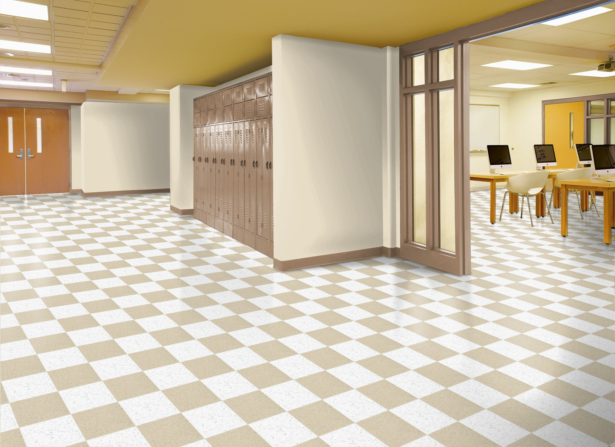 Educational Floor Ideas School Flooring Classroom Cafeteria Labs