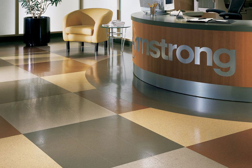 Armstrong Premium VCT Tile Flooring