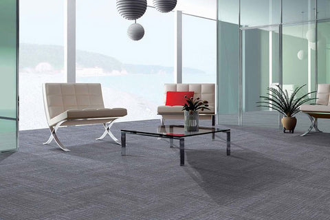 Next Floor Invincible Modular Carpet Squares