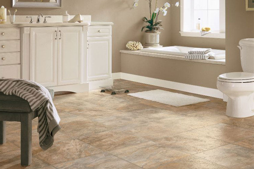 What Is Water Resistant Vinyl Flooring?