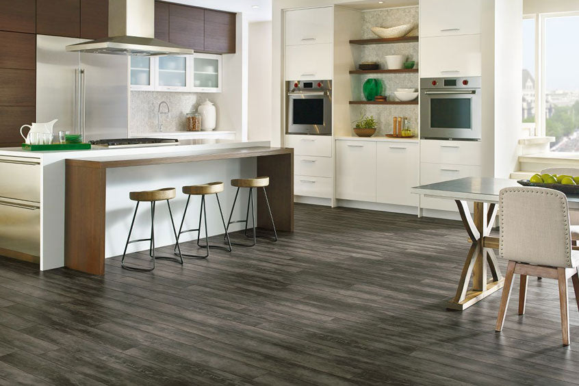 waterproof flooring vinyl floors stainmaster fawn lowes luxury plank burnished pin oak