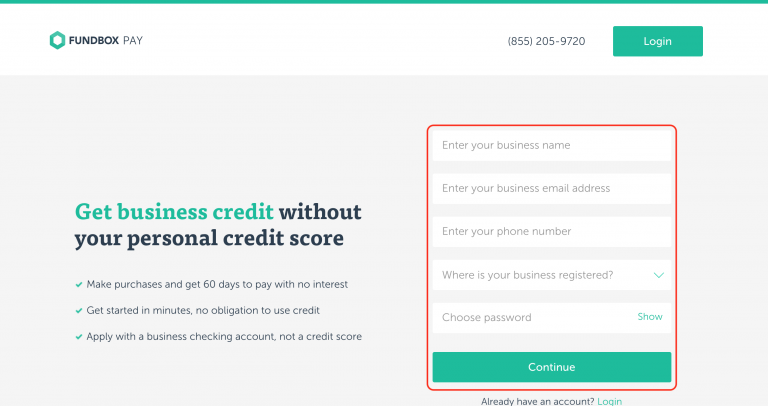 Get Business Credit without your personal credit score