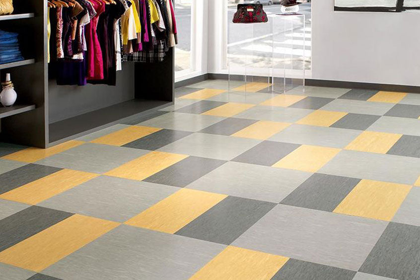 Vinyl Composition Tile Vct Commercial Grade Flooring