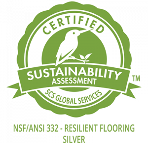certified sustainability seal