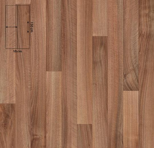 Forbo Dark Walnut Eternal Wood 10232 Sheet 79 in.