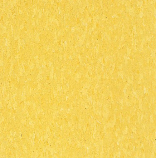 Armstrong 51812 Lemon Yellow Vct Tile Excelon Imperial Texture 12x12