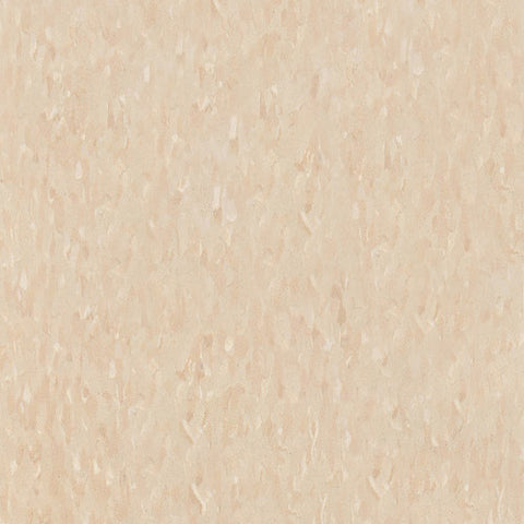 "Armstrong Brushed Sand 51873 Vinyl Composition Tile (VCT) 12"" x 12"" Standard Excelon Imperial Texture"