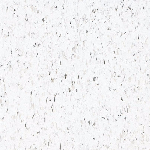 Armstrong VCT Tile Classic White 51911 Vinyl Composition Flooring Standard Excelon Imperial Texture
