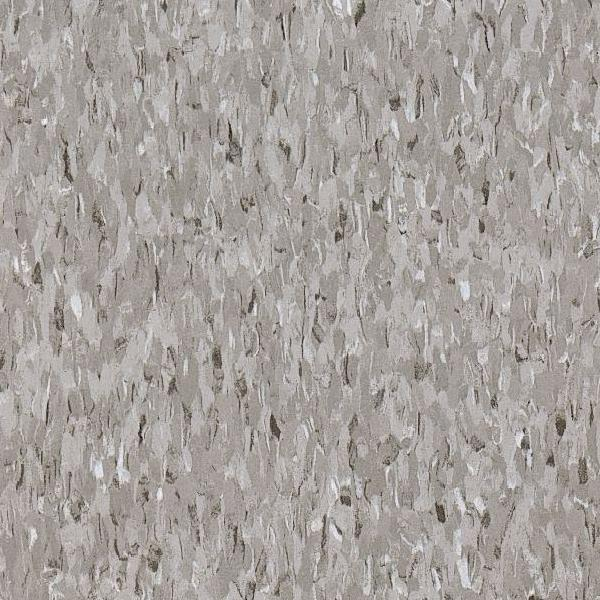 Armstrong 51927 Field Gray Vct Tile Excelon Imperial Texture 12x12