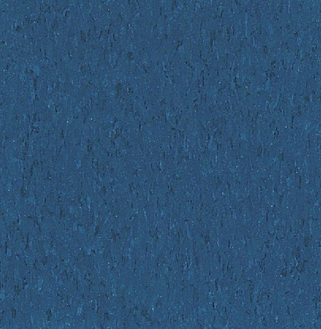 "Armstrong Gentian Blue 51946 Vinyl Composition Tile (VCT) 12"" x 12"" Standard Excelon Imperial Texture"