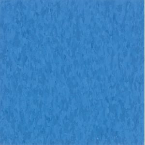 "Armstrong Blue 57517 Vinyl Composition Tile (VCT) 12"" x 12"" Excelon Rave"