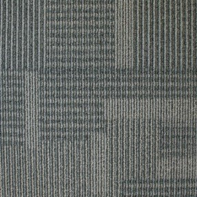 "Kraus Steel Rhone #704301 Carpet Tile 19.7"" x 19.7"""