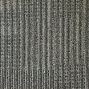 "Kraus Graphite 704302 Carpet 19.7"" x 19.7"" Rhone"