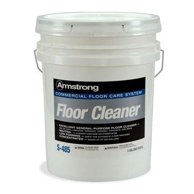 S-485 Commercial Floor Cleaner 5 Gallon